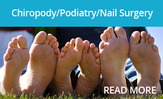 chiropody, podiatry and nail surgery